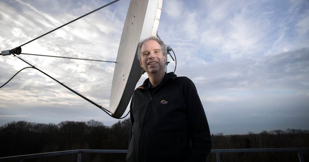 Geert Jan van Oldenborgh, 59, Dies; Linked Weather Disasters to Climate Change