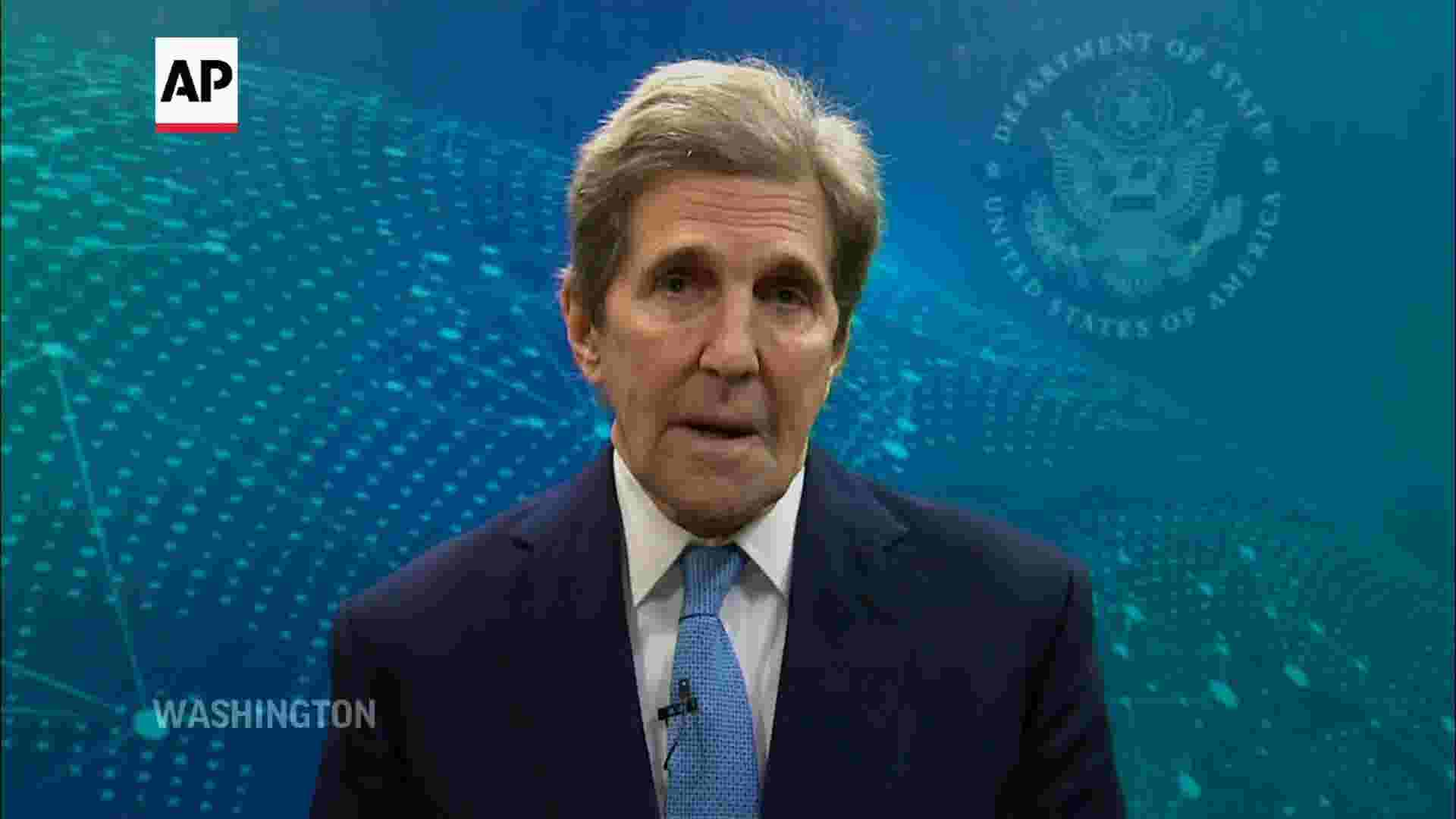 Kerry: Time running out on climate change fix