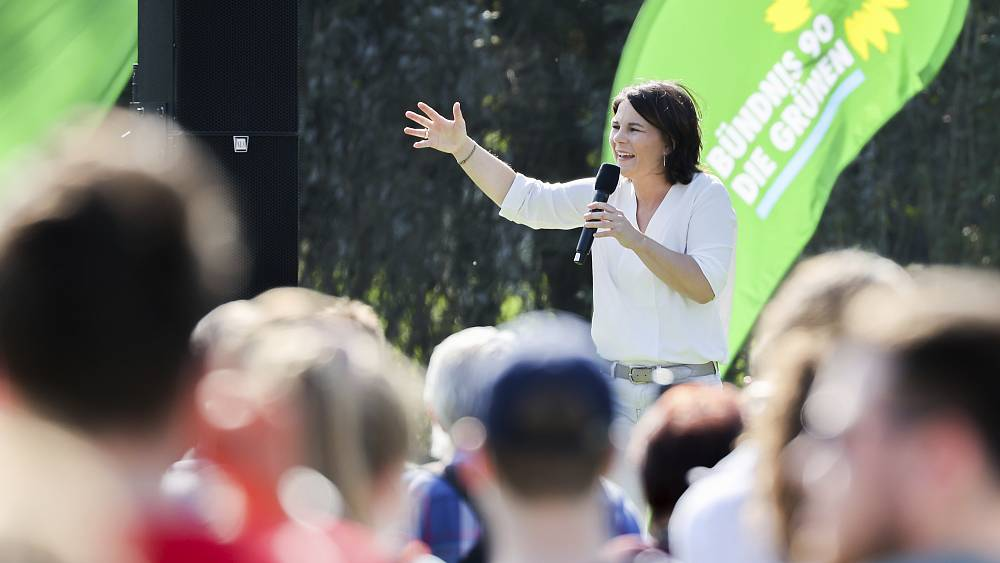 Climate is the key issue for voters. Is that helping Germany's Greens?