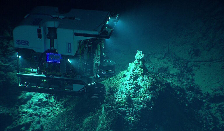 Deep seabed mining is risky. If something goes wrong, who will pay for it?