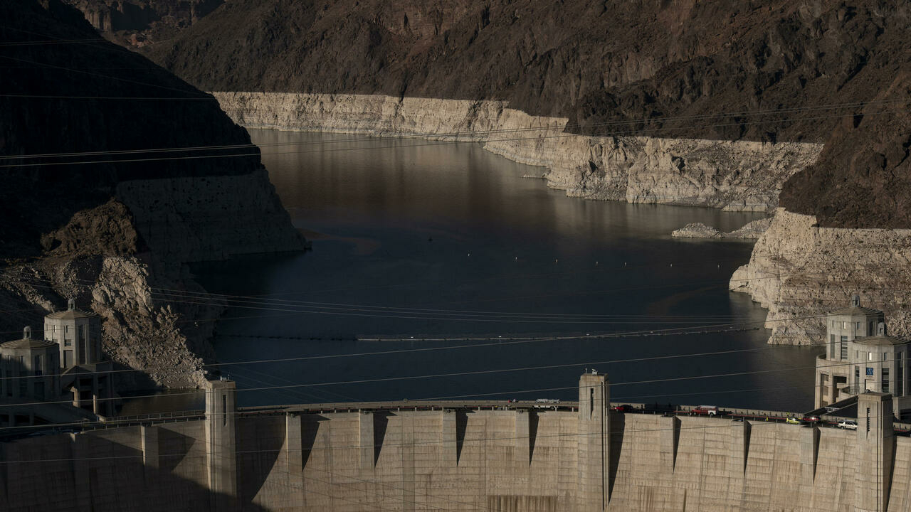 Across US West, drought arriving dangerously early
