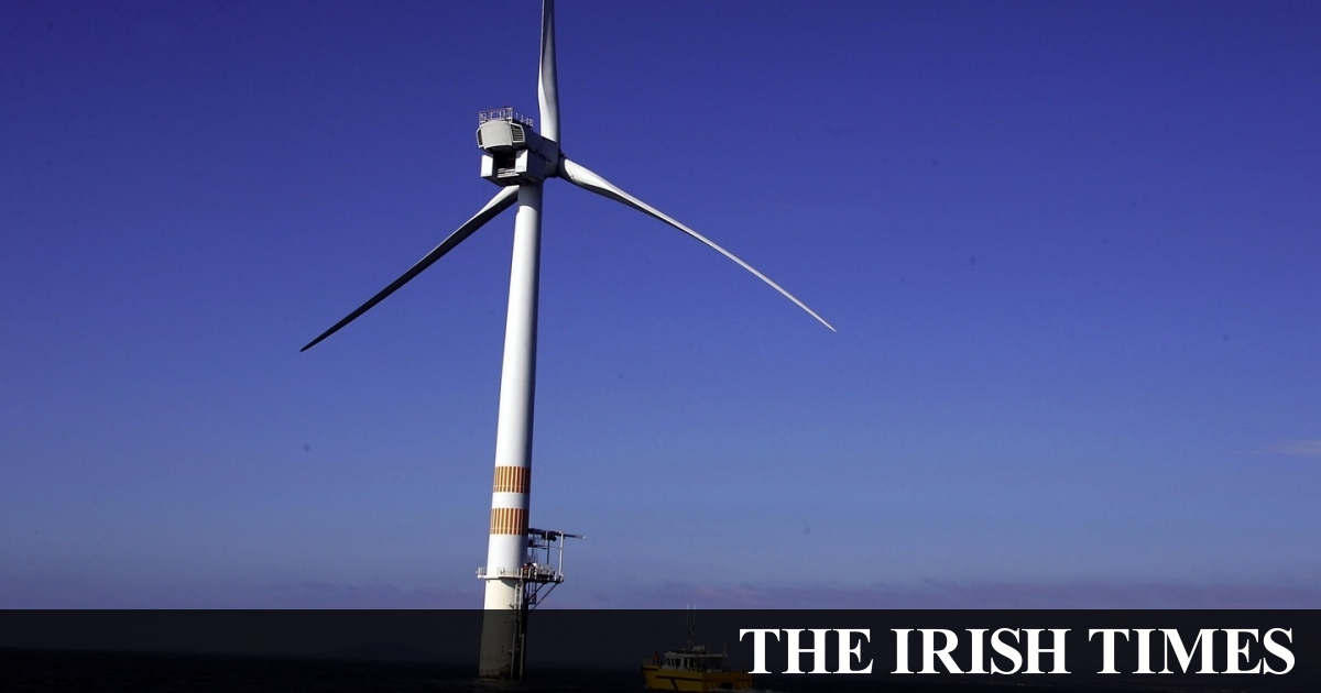 SSE Airtricity to spend up to €6bn building offshore wind farms