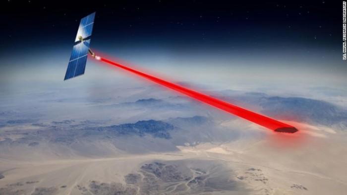 美国成功研究太空中太阳能发电:功率足以带动平板电脑