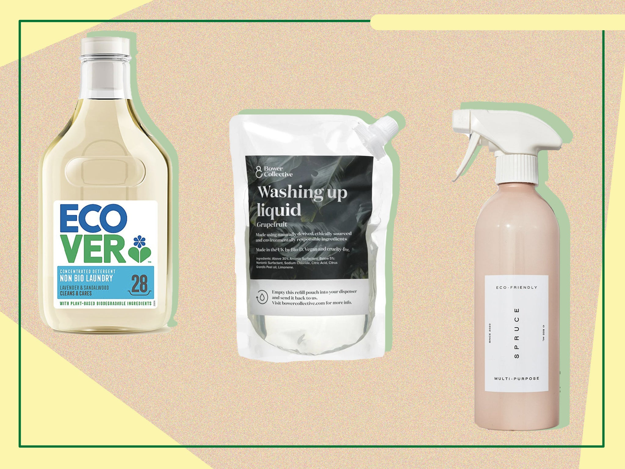 9 best refillable household products that help reduce plastic waste