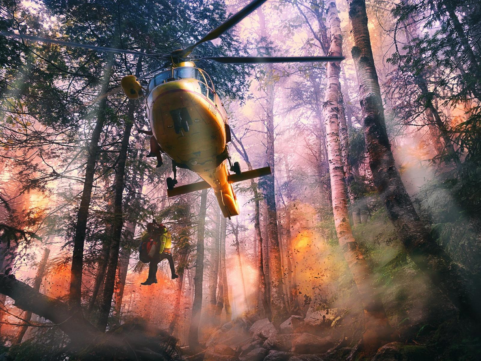 野火路徑終於可預測!「AI+衛星」成加州野火剋星