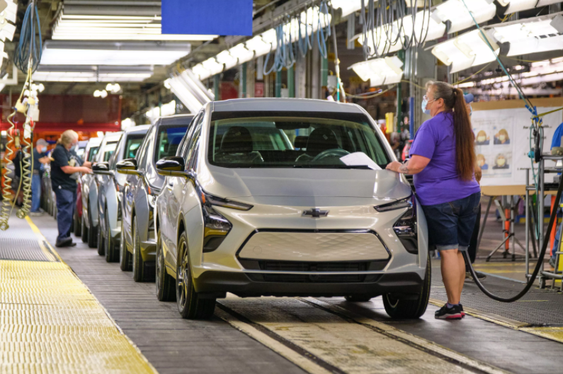 拜登政府计划促进动力电池回收 - 能源界