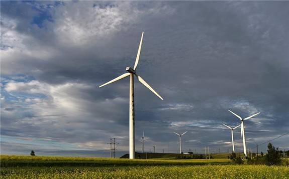 """我国风电行业2020年""""成绩单""""出炉! - 能源界"""