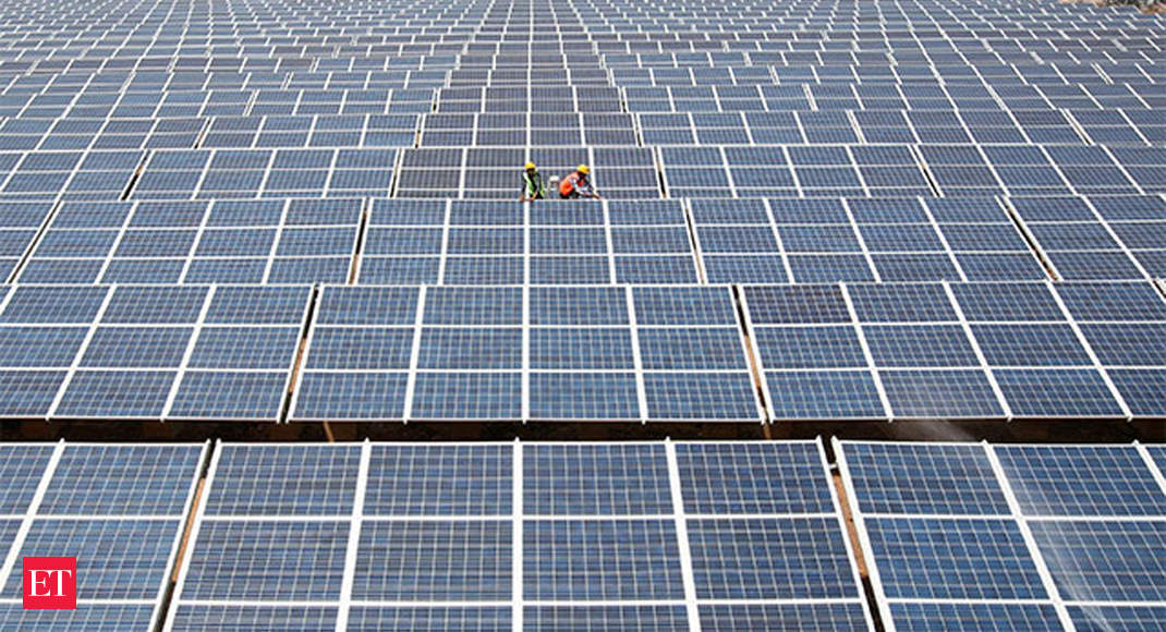 L&T's arm bags order to set up solar power project in Saudi Arabia