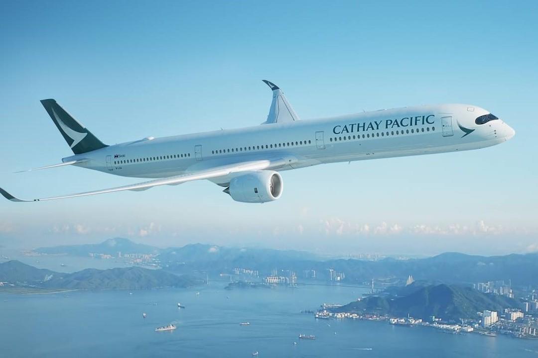 國泰航空承諾 於2030年採用10%可持續航空燃油