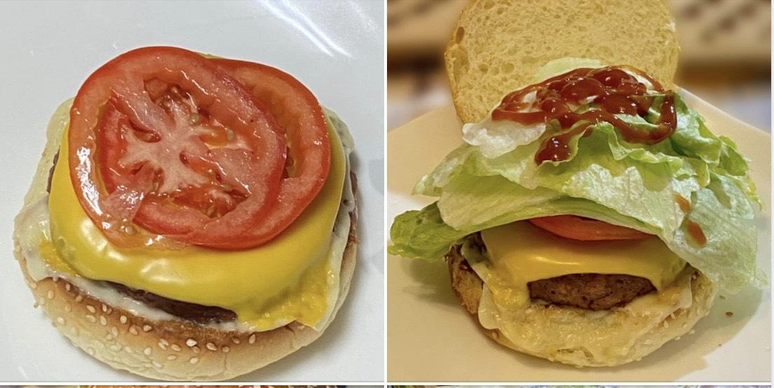 樊祥麟》未來肉漢堡 素食大市場!