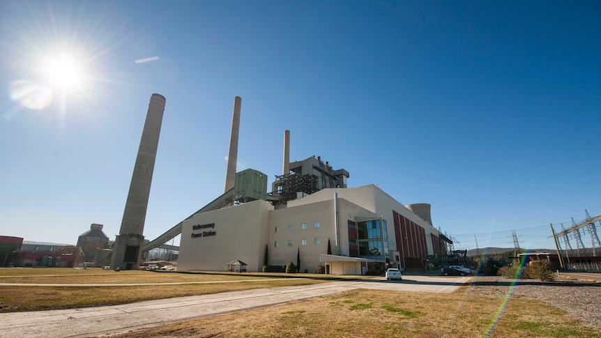 Abandoned power station to become site of big battery
