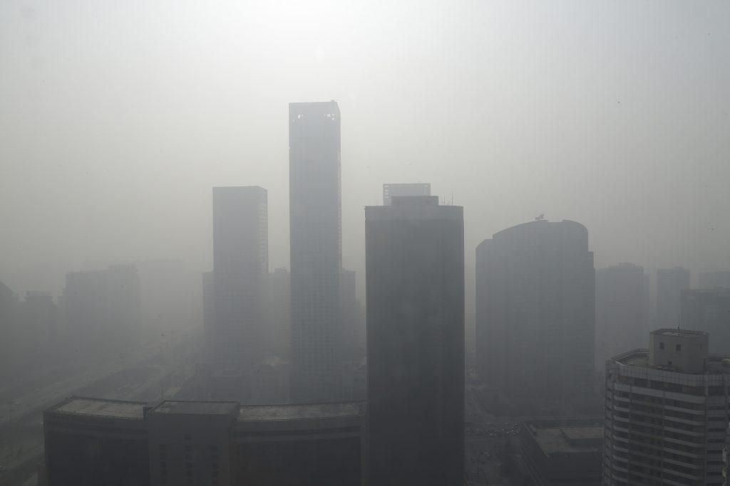 U.N. health agency sets higher, tougher bar for air quality