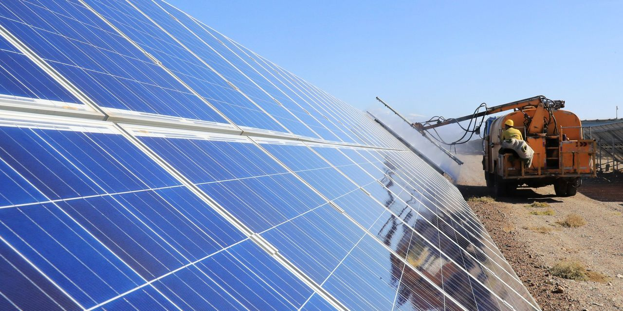 Solar-Energy Supply Chain Depends on Region Where China Is Accused of Genocide...