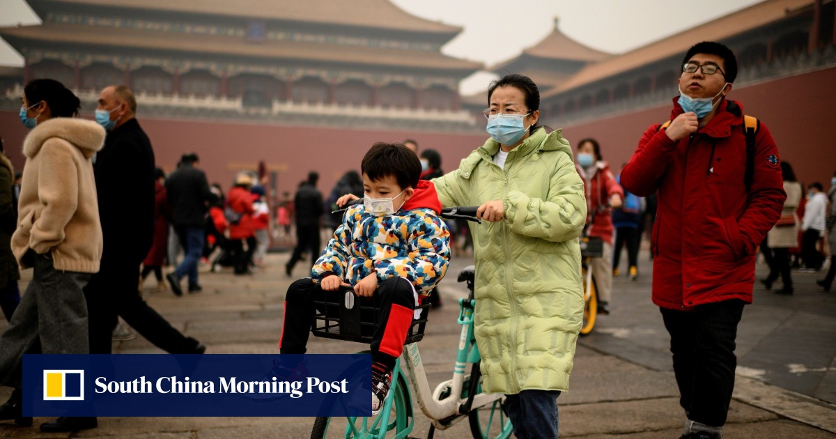 Lunar New Year fireworks blamed as heavy smog blankets Chinese capital