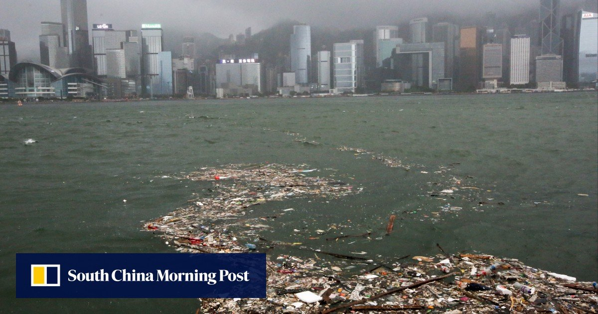 Hong Kong's waters are polluted – meet the couple who are trying to rid them of marine plastic