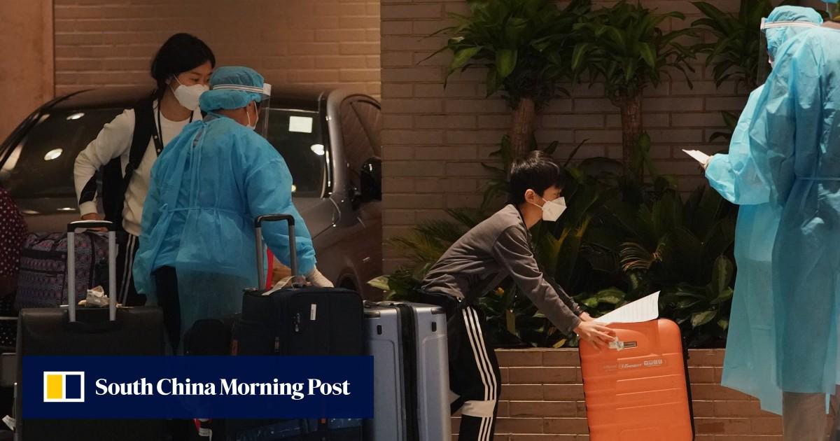 How coronavirus quarantine in Hong Kong could avoid generating plastic waste