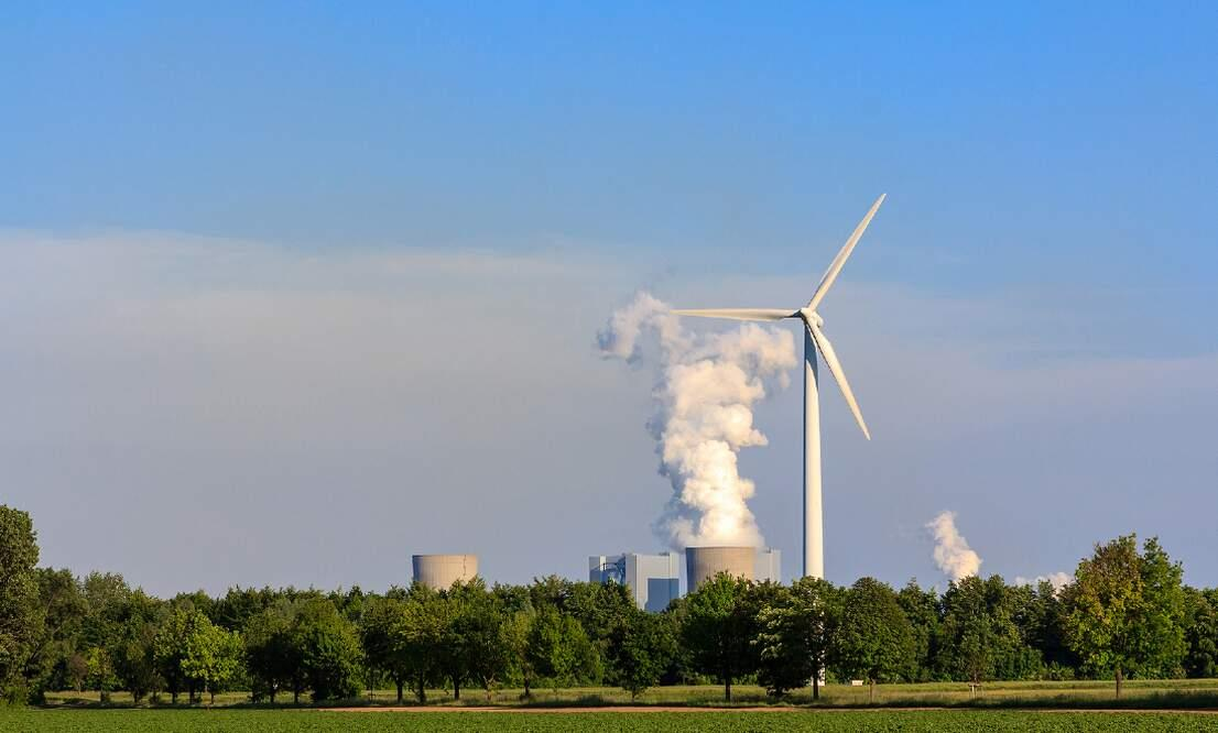 H1煤电超过风电成德国最大电力来源